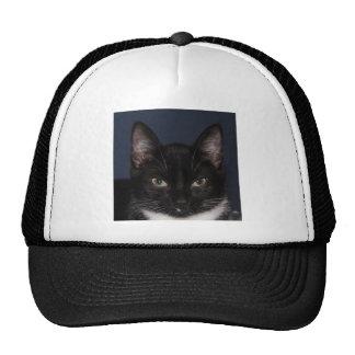 I LUV CATZ TRUCKER HAT