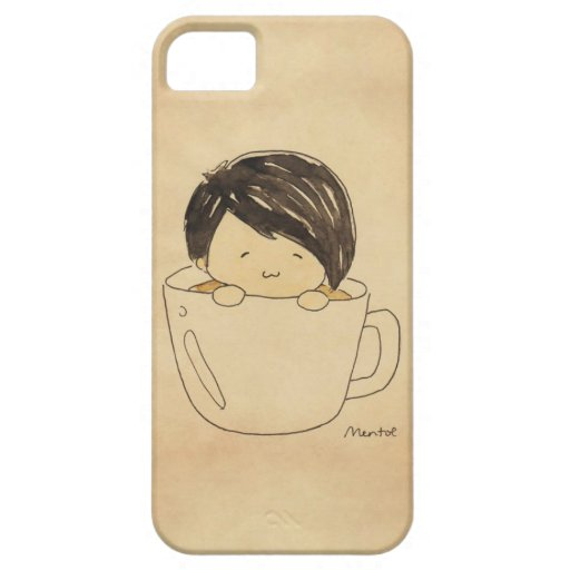 I luv coffee! ^^ iPhone 5 covers