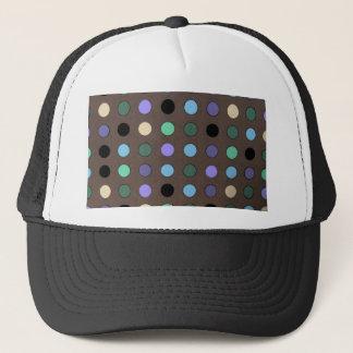 I Luv dots Trucker Hat