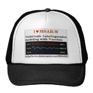 I luv (heart) MSAR-W Cap Mesh Hats