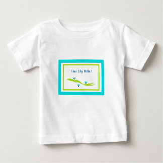 I Luv Lily Hills logo Baby T-Shirt