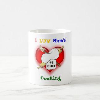 I LUV Mum Mug