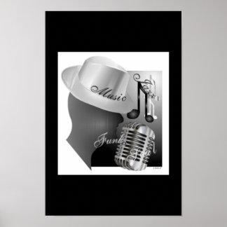 I luv Music Poster