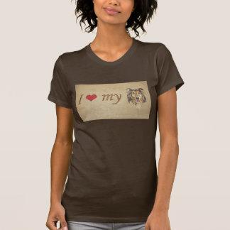 I luv my collie/sheltie T-Shirt