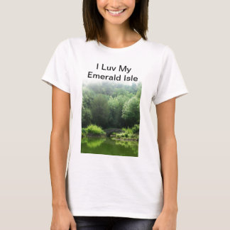 I LUV MY EMERALD ISLE TEE