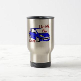 I Luv My Pug 1007 mug2 Travel Mug