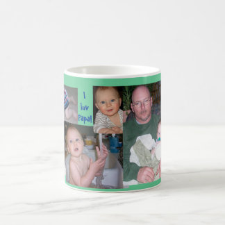 I luv Papa! Coffee Mug