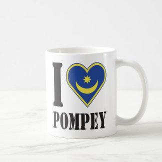 I Luv Pompey Taza De Café