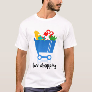 I luv shopping T-Shirt