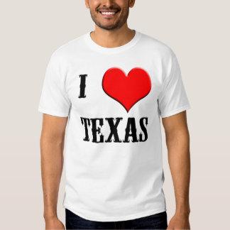 I Luv Texas Shirt