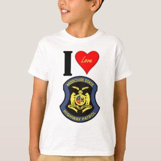 I LUV the MSHP T-Shirt