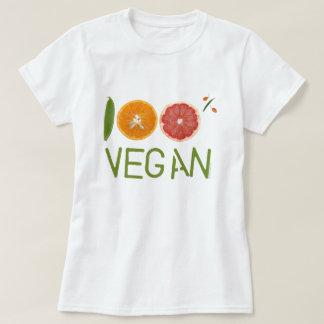 "I""m 100% Vegan Shirt"