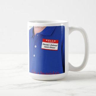 I'm a beaujolais mug