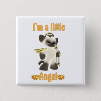 I`m a little angel button