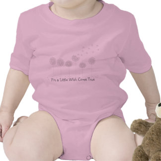 I m a Little Wish Come True Baby Shirt