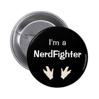 I m a NerdFighter - DFTBA Pin