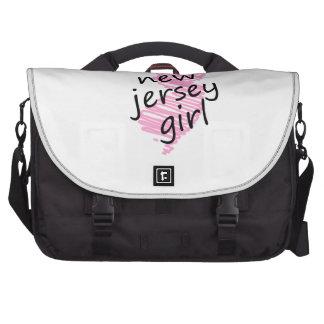I m a New Jersey Girl Commuter Bag