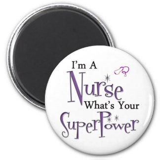I m A Nurse Magnets