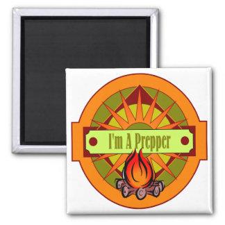 I`m A Prepper Refrigerator Magnets