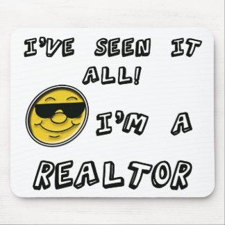 I m A Realtor Mousepads