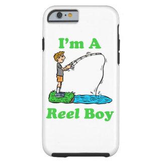 I'm A Reel Boy Tough iPhone 6 Case