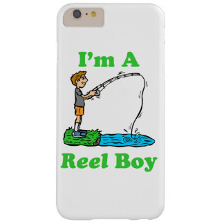 I'm A Reel Boy Barely There iPhone 6 Plus Case