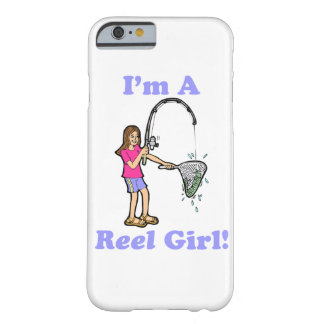 I'm A Reel Girl Barely There iPhone 6 Case