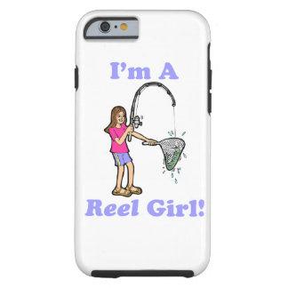 I'm A Reel Girl Tough iPhone 6 Case