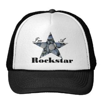 I M A Rockstar Trucker Hat