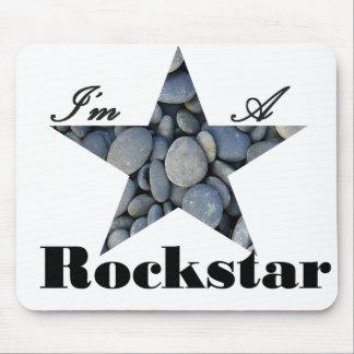 I M A Rockstar Mousepads