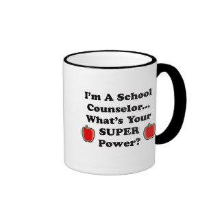 I m a School Counselor Coffee Mugs