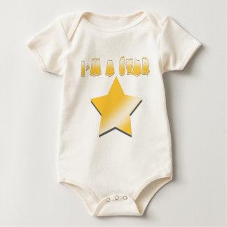 I' m a star.png body para bebé