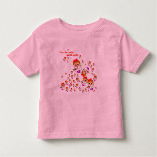 """I�m a Surrealist"" Artist Toddler T-Shirt"