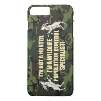 I´m a wildlife population control specialist, iPhone 8 plus/7 plus case