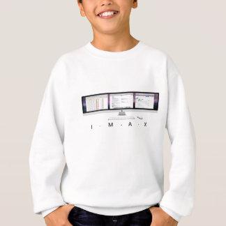 I M A X Computer Terminal Sweatshirt