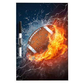 I M ALL ABOUT FOOTBALL DRY ERASE BOARDS