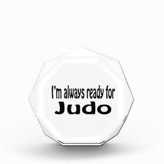 I m always ready for Judo Awards