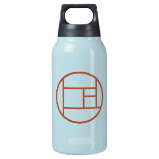 I'm an artist, but I do science too! Insulated Water Bottle