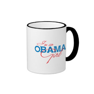 I m an Obama Girl Coffee Mug