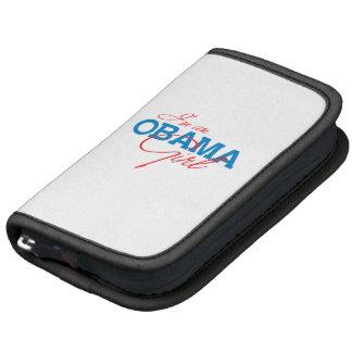I m an Obama Girl Folio Planner