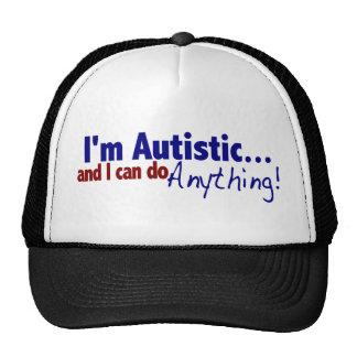 I m Autistic Mesh Hat