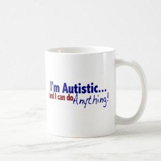 I m Autistic Coffee Mug