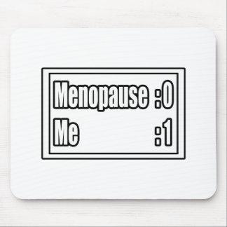 I m Beating Menopause Scoreboard Mouse Pad