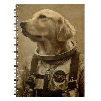 I'm coming back.jpg spiral notebook