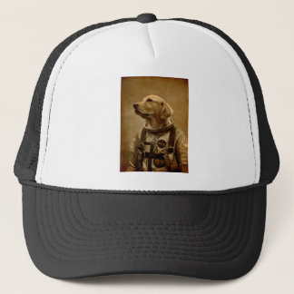 I'm coming back.jpg trucker hat