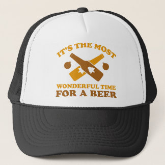I'm Dreaming Of A Drunk Christmas Trucker Hat