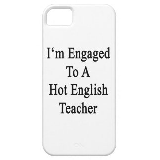 I m Engaged To A Hot English Teacher iPhone 5/5S Case