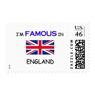I m Famous In ENGLAND Postage