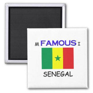 I m Famous In SENEGAL Fridge Magnets