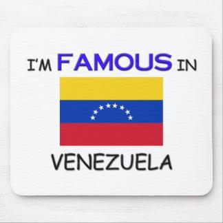 I m Famous In VENEZUELA Mouse Pad